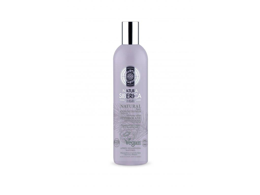 19508 natura siberica mini kondicioner obnovujici a ochranny pro poskozene vlasy 50 ml
