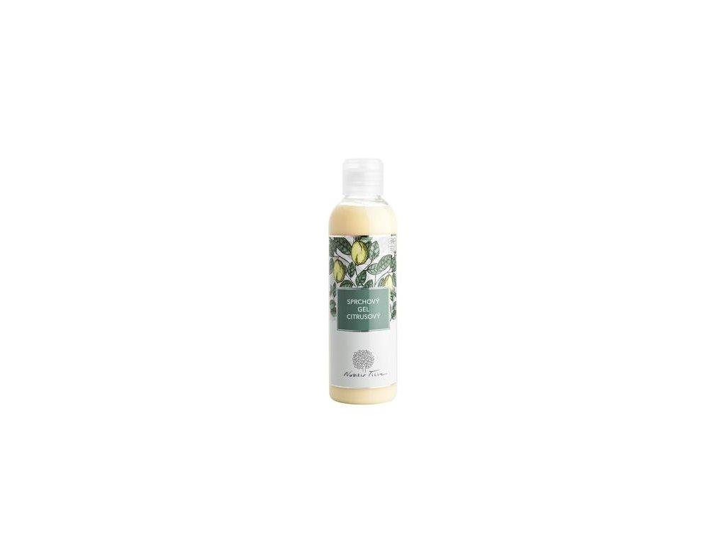 Nobilis Tilia sprchový gel citrusový 200 ml