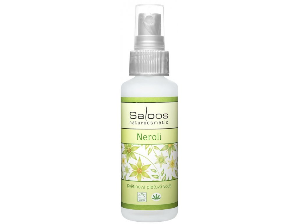 Saloos květinová pleťová voda Neroli (varianta 100ml)