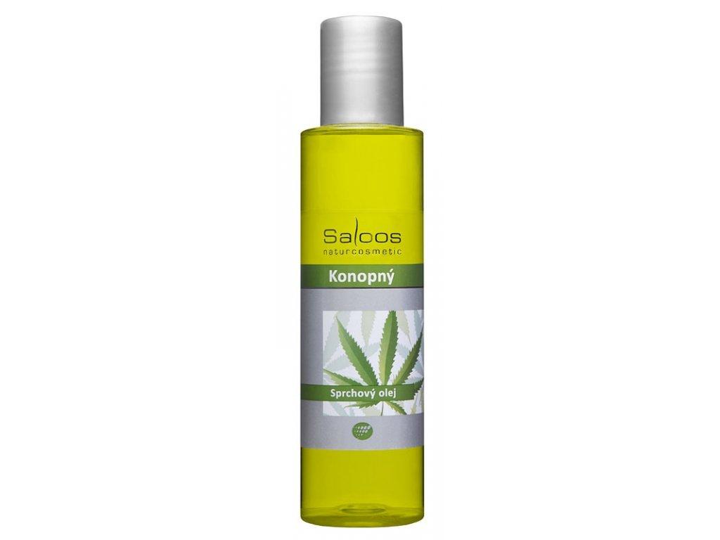 Saloos Konopný sprchový olej (varianta 250ml)