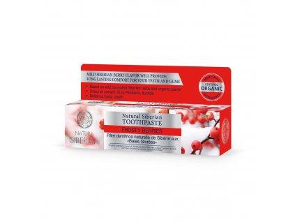 19790 natura siberica prirodni zubni pasta zmrzle bobule 100 g