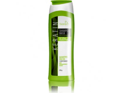 10463 tiande sampon maska s keratinem pro barvene vlasy 250 g
